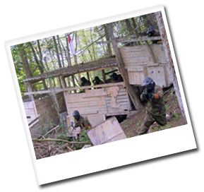paintball games wales